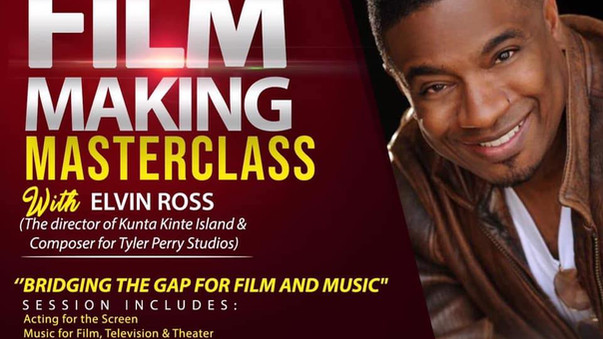 FILM MAKING MASTERCLASS