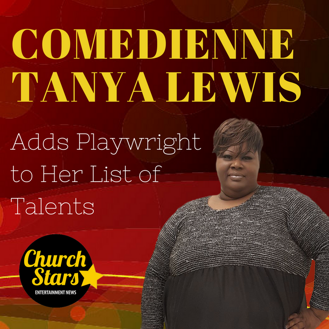 PLAYWRIGHT TANYA LEWIS