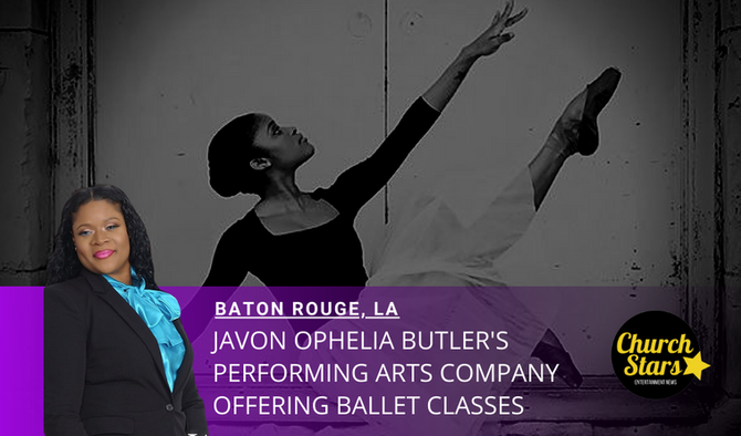 BALLET CLASSES NOW OFFERED AT SELAH PRODUCTIONS