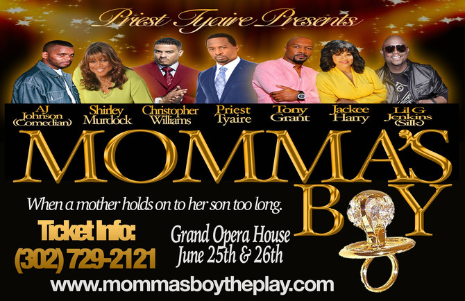 ALL-STAR CAST OF MOMMA'S BOY