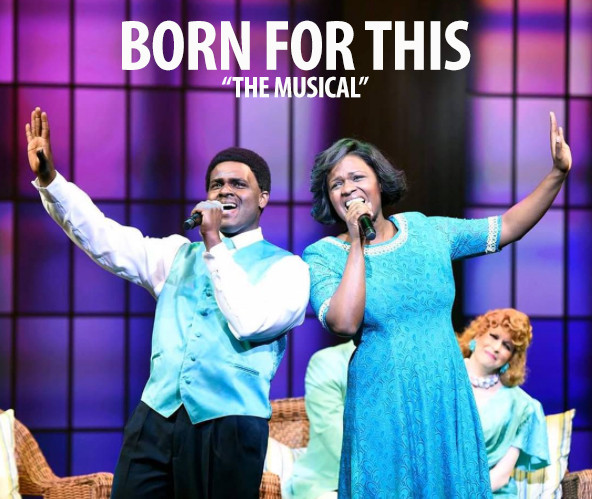 "CLOSING NIGHT FOR BE BE & CE CE WINANS MUSICAL ""BORN FOR THIS"" ATLANTA, GA"