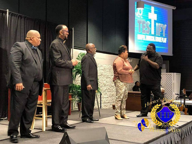 """HP MUSIC & ARTS PREMIER """"TESTIFY"""" THE STAGE PLAY"""