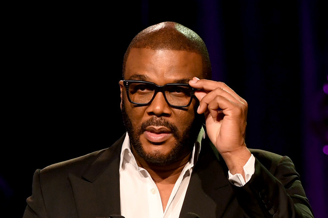 TYLER PERRY WARNS FANS OF SCAMS
