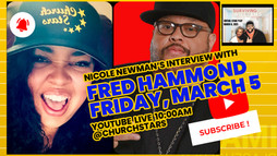 FRED HAMMOND INTERVIEW MARCH 5