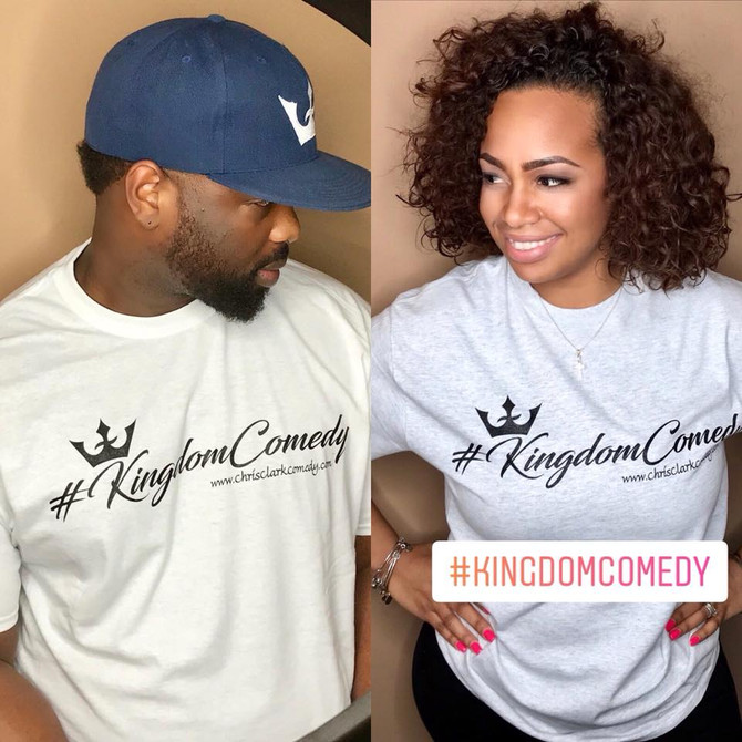 KINGDOM COMEDY DROPS A NEW COLLECTION OF CUSTOM T'S