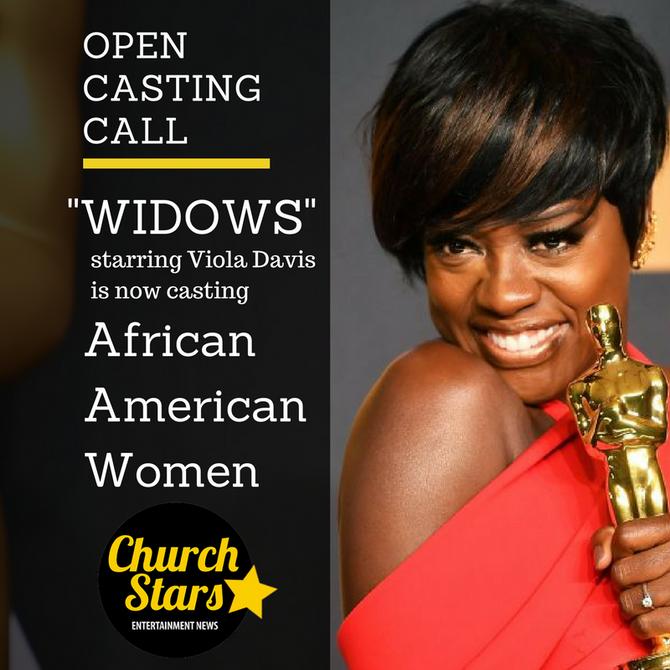 VIOLA DAVIS NEW FILM CASTING AFRICAN AMERICAN WOMEN