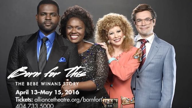 """""""Born For This"""" The Story of BeBe & CeCe Winans World Premiere"""