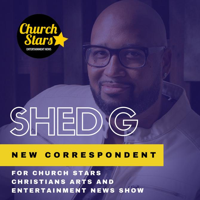 NEW CORRESPONDENT JOINS CHURCH STARS E-NEWS