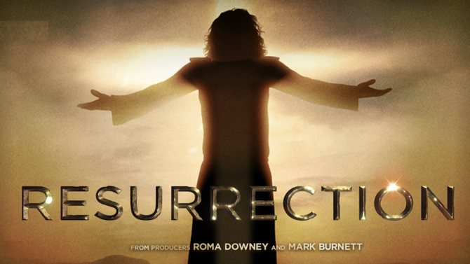 JUST IN TIME FOR EASTER THE RESURRECTION ON DISCOVERY+