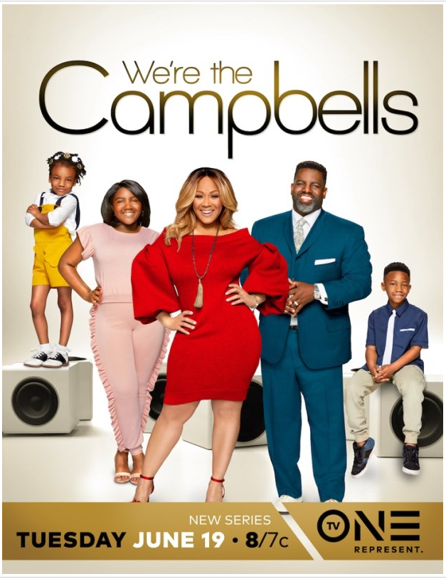 SET YOUR DVR'S FOR WE'RE THE CAMPBELLS JUNE 19
