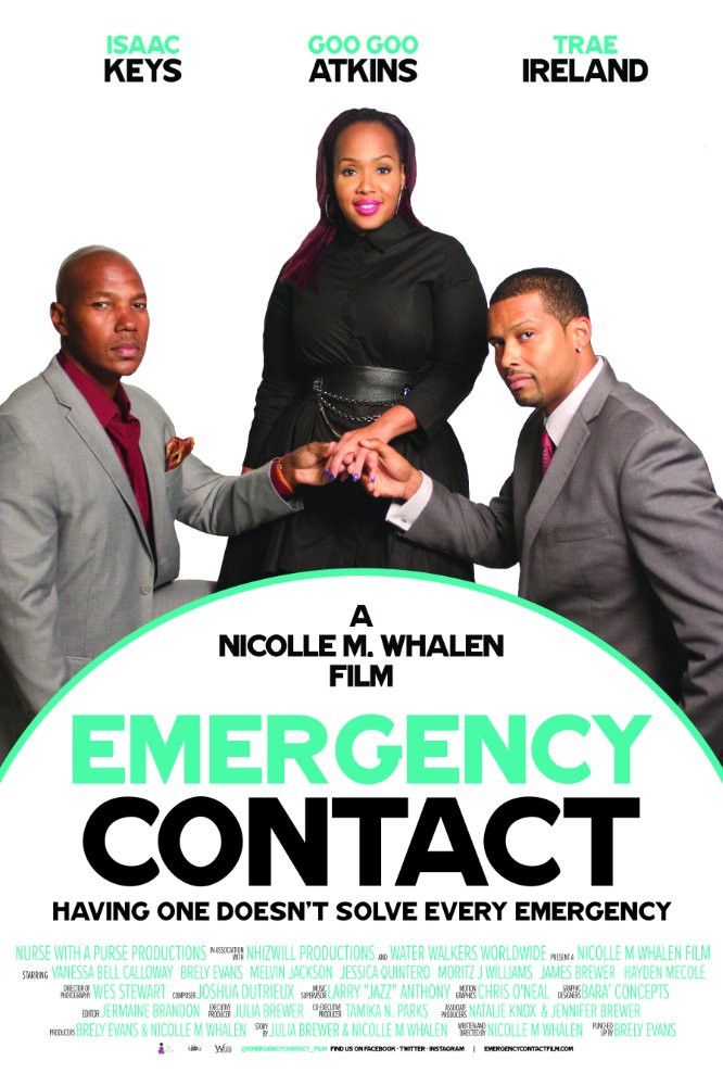 """GOO GOO ATKINS MAKES HER MOVIE DEBUT IN """"EMERGENCY CONTACT"""""""