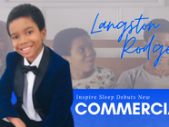 LANGSTON RODGERS FEATURED IN ANOTHER COMMERCIAL