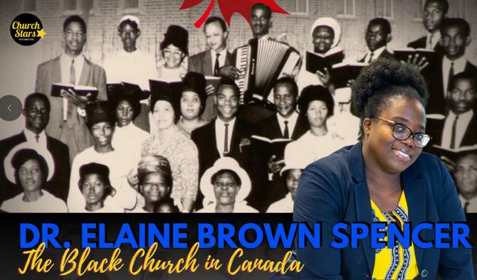 THE BLACK CHURCH IN CANADA