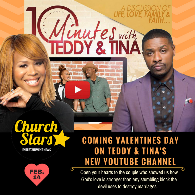 TEN MINUTES WITH TEDDY & TINA