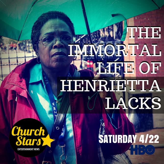 THE IMMORTAL LIFE OF HENRIETTA LACKS ON HBO
