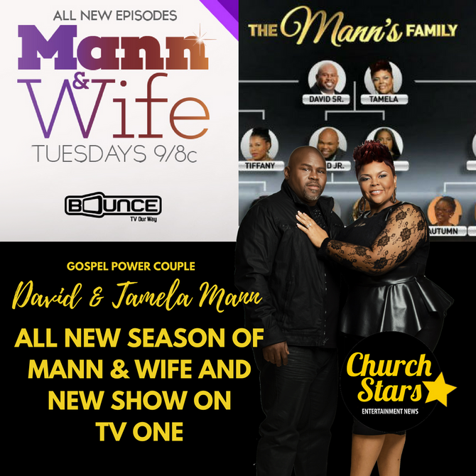 THE MANN'S DOMINATE TV
