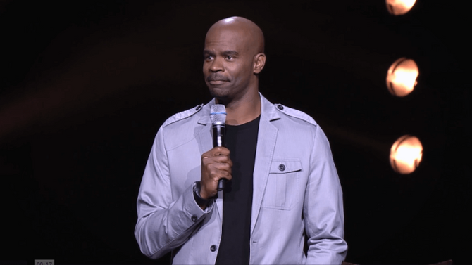 COMEDIAN MICHAEL JR SOLD OUT BOOK FUNNY HOW LIFE WORKS