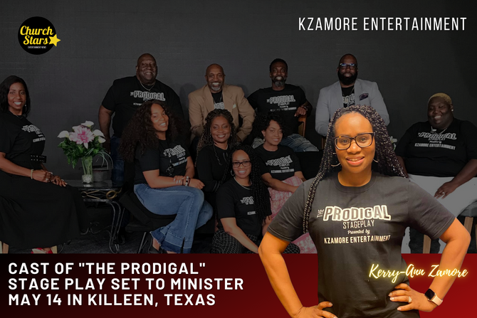 THE PRODIGAL STAGE PLAY