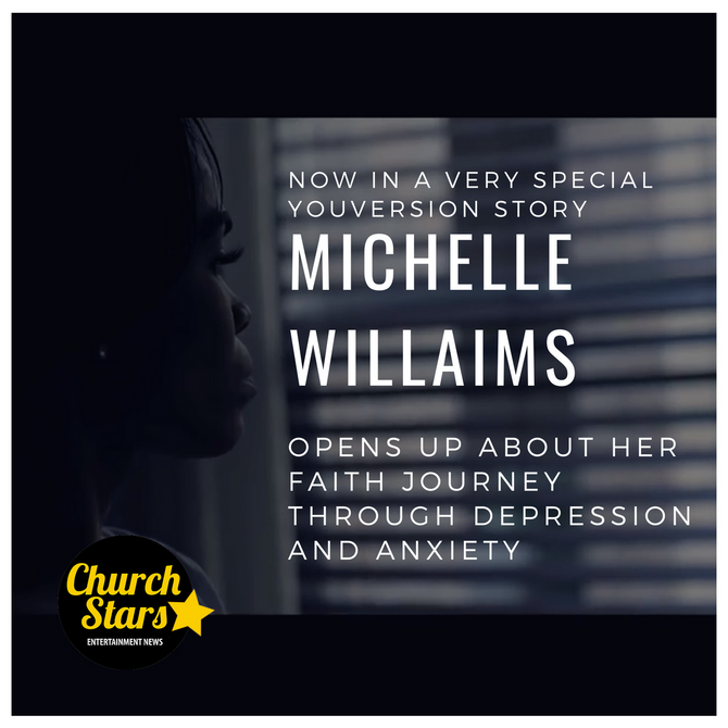 EXCLUSIVE BIBLE PLANS FROM MICHELLE WILLIAMS