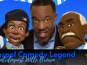 LAUGH AFTER LAUGH ON WILLIE BROWN'S NEW PAGE