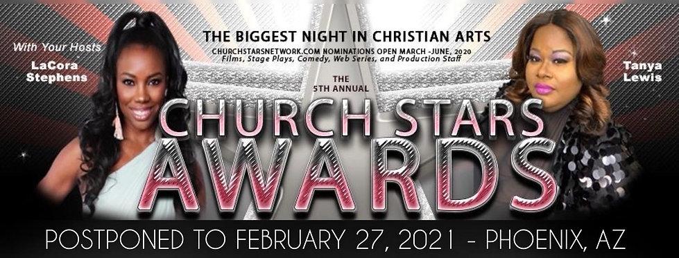 Church Stars Awards