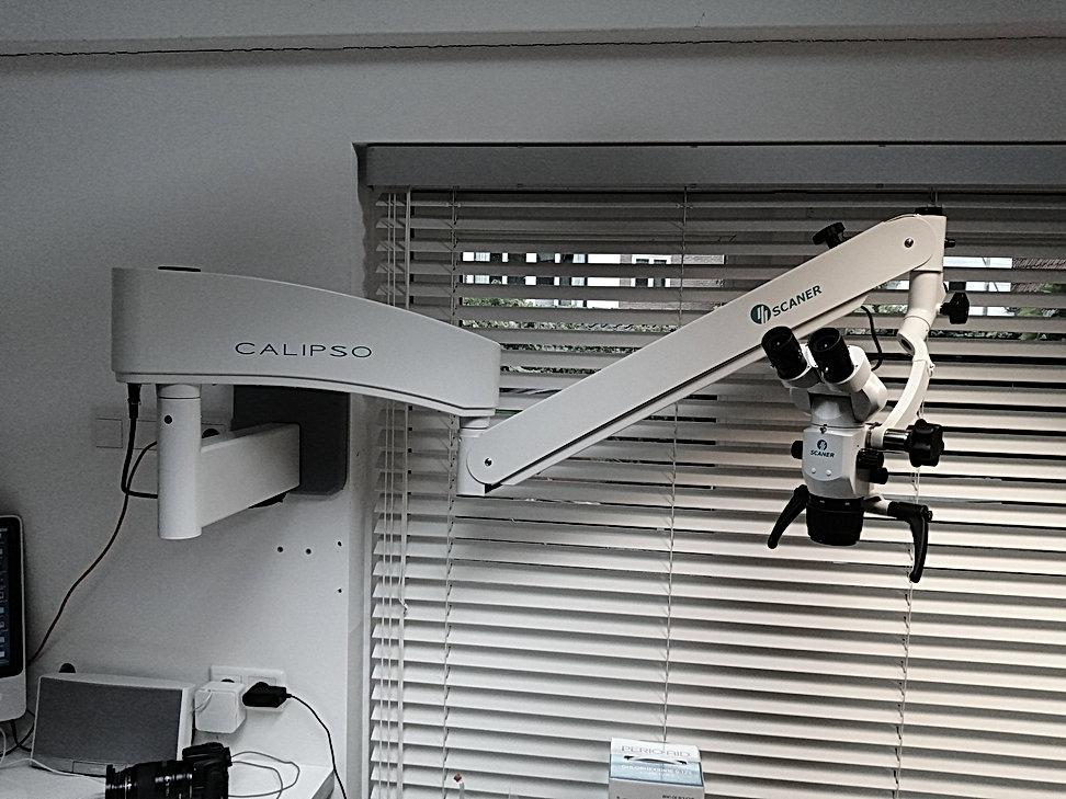 Dentalmikroskop Wand Microscope4dental.com