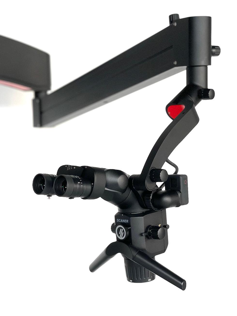 Dental microscope Wallstand - Microscope