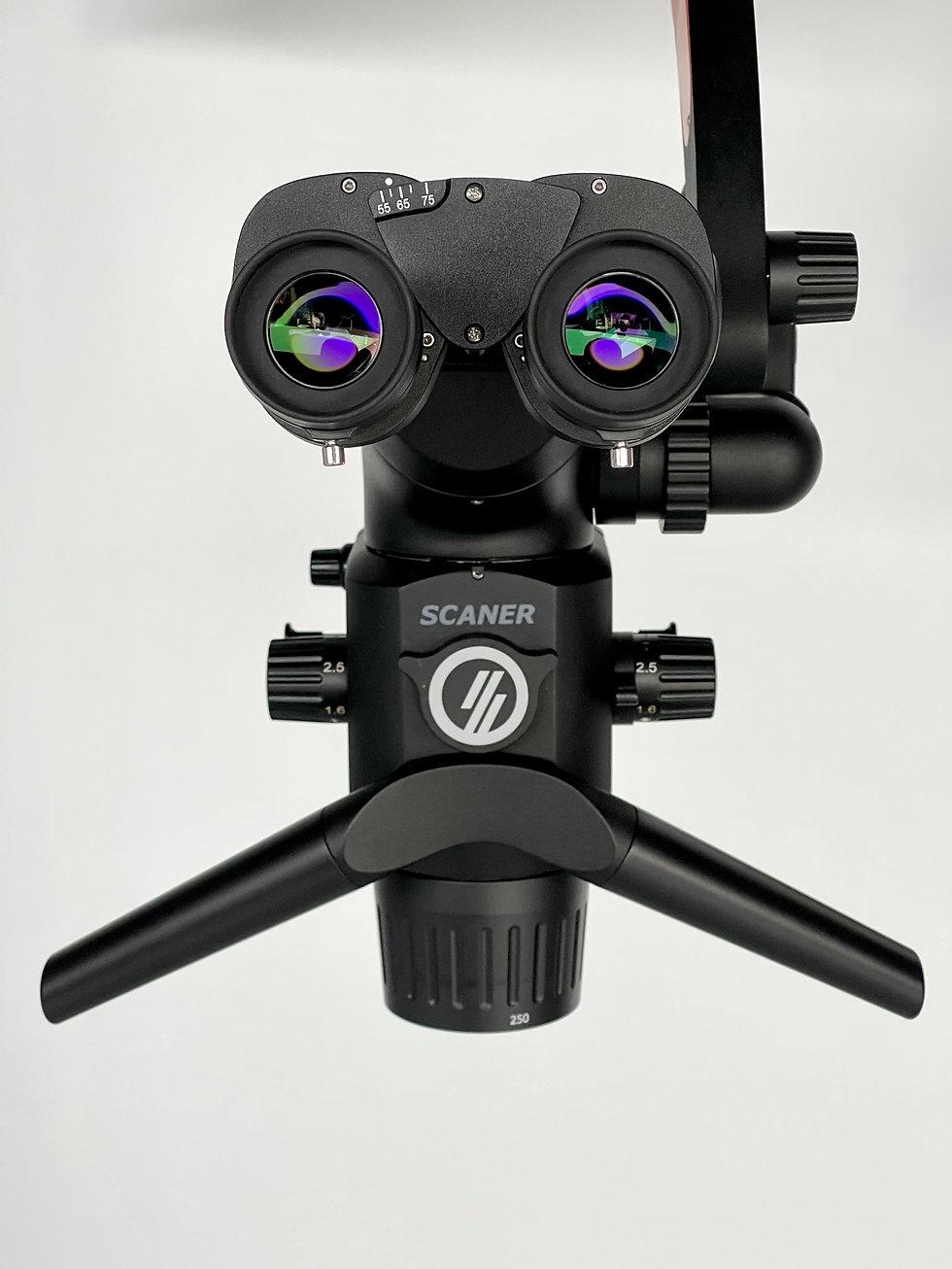 Dentalmikroskop SCANER Fluorescence Black