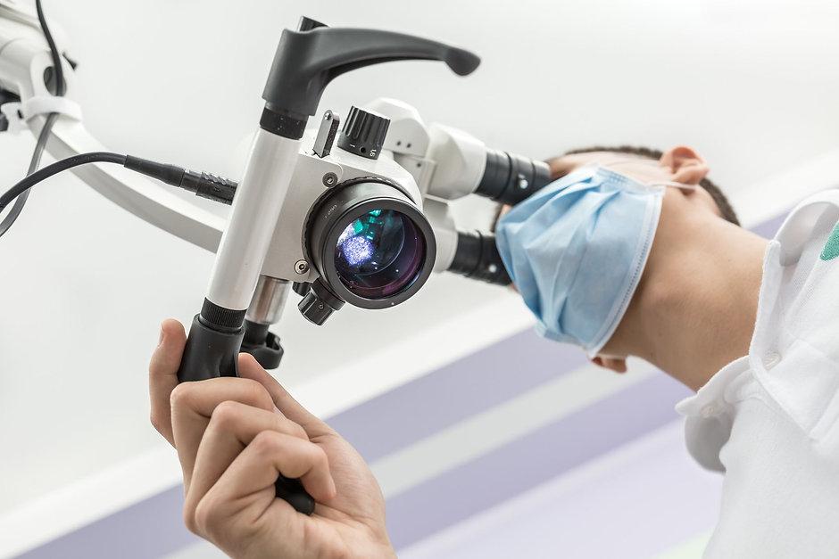 Dental microscope - SCANER Led - Microscope4dental.com