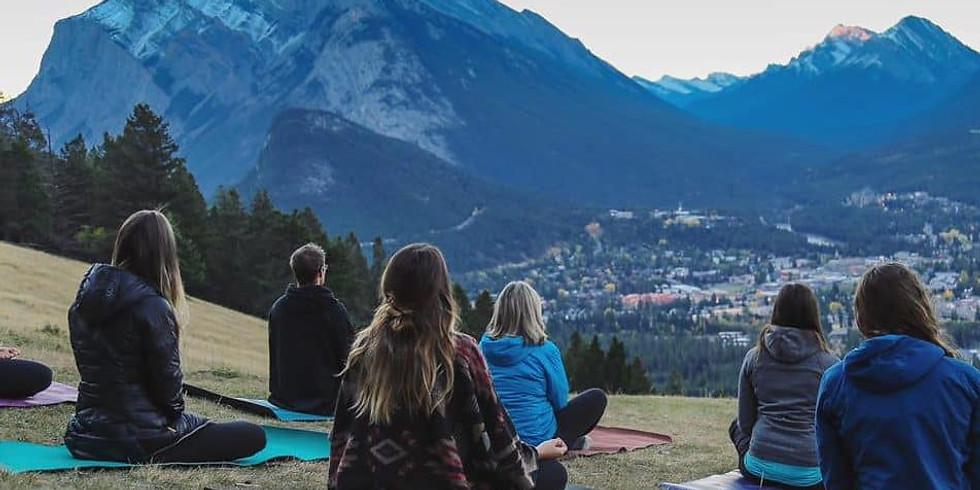 Yoga en altitude