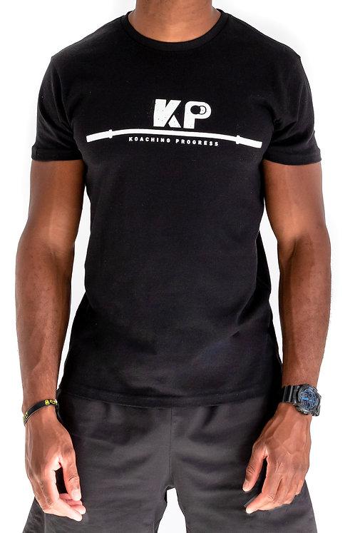 Tee-shirt Noir Homme KP