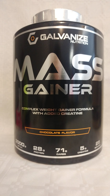 Mass Gainer-galvanize nutrition