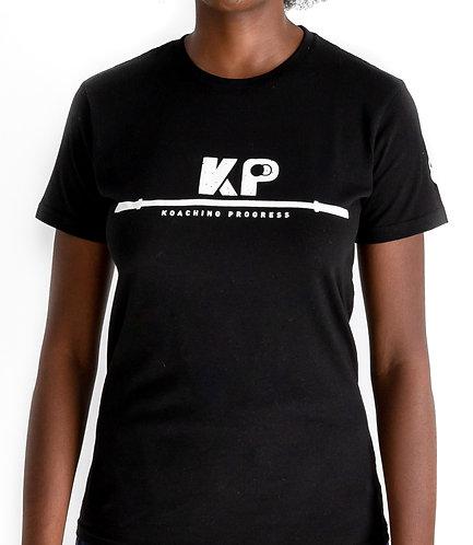 Tee-shirt Noir Femme KP