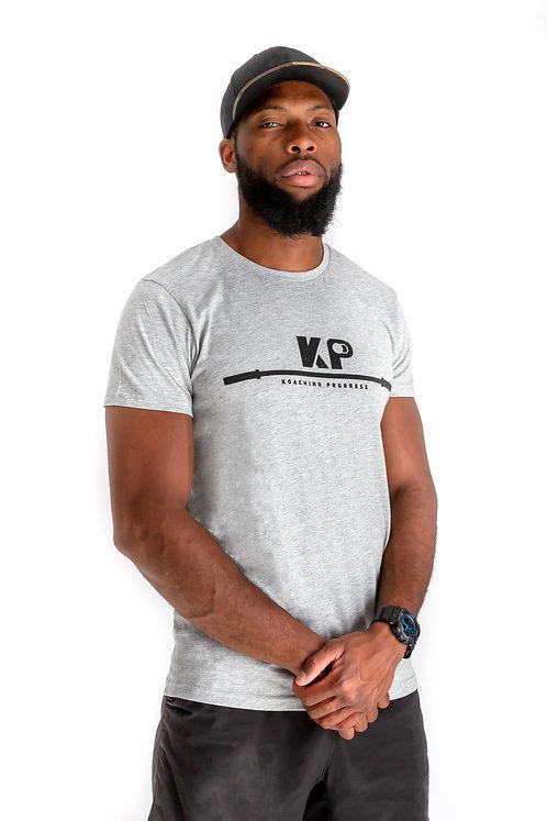 Tee-shirt Gris Homme KP