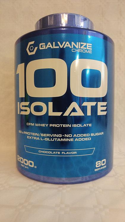 100 isolate galvanize: 2kg