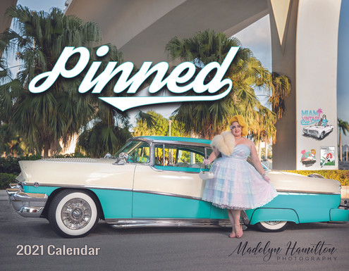 2021 PINNED Ladies Calendar