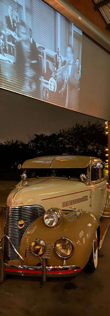 Hotrod, Vintage - the whole vibe