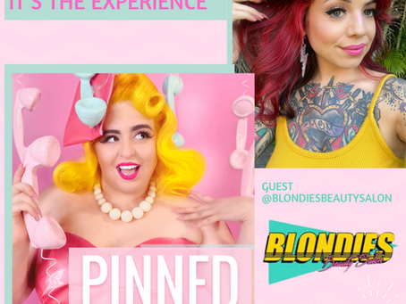 Not Just About Hair, its an Experience featuring DeAnna from Blondies Beauty Salon - PINNED EP40