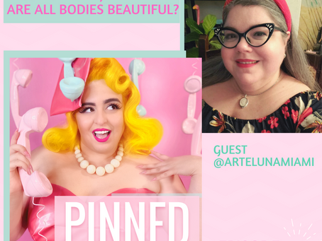 Ashley Graham, Tess Holiday, Are All Bodies Beautiful? with Arteluna Miami - Podcast: Episode 43