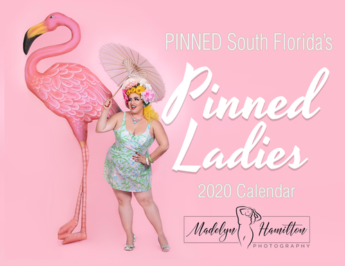 2020 PINNED Ladies Calendar