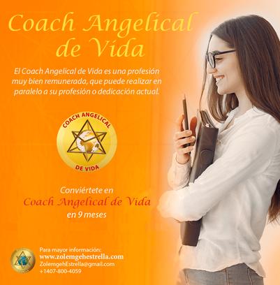 Conviértete en Coach Angelical de Vida