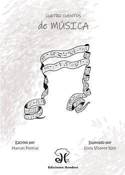 Cubierta de música
