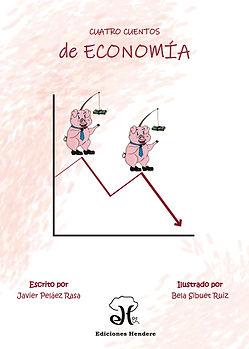"""""""Cuatro cuentos de economía"""" en papel"""