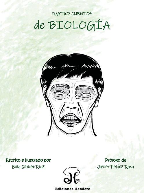 Cuatro cuentos de biología