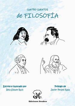 Cubierta de filosofía