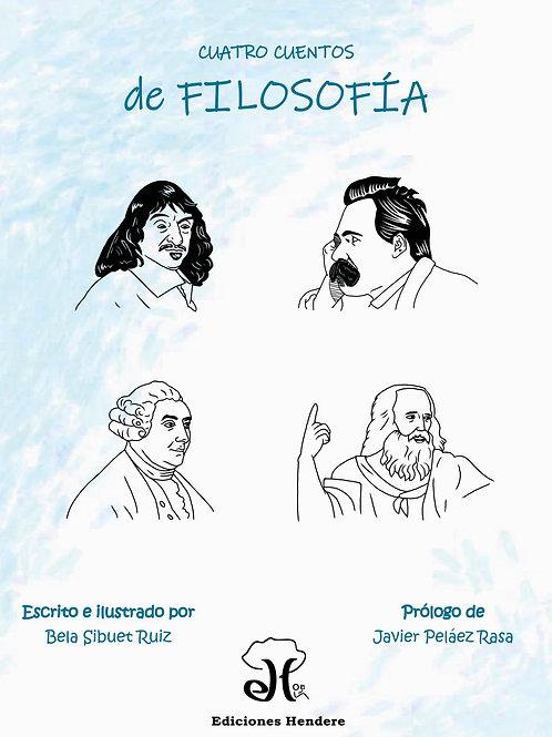 Cuatro cuentos de filosofía