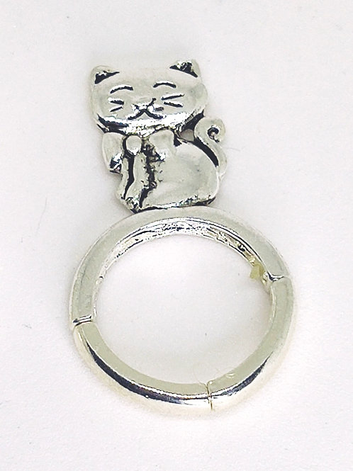 Adjustable Stretch Ring * Fits size 7.5 up * Cat  S22c