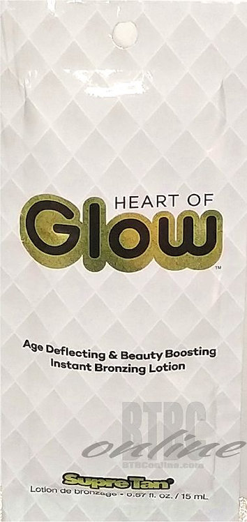Heart of Glow * Age Deflecting Instant Bronzing * .57oz Packette