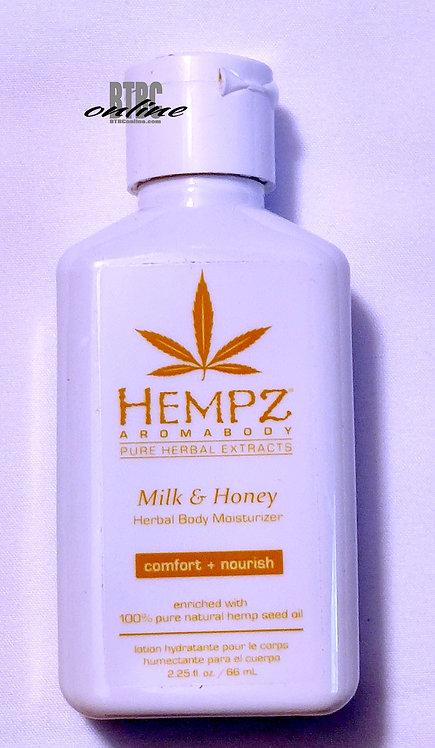 Milk & Honey Herbal Body Moisturizer * 2.25oz Bottle
