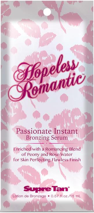 Hopeless Romantic * Passionate Instant Bronzing Serum * Packette
